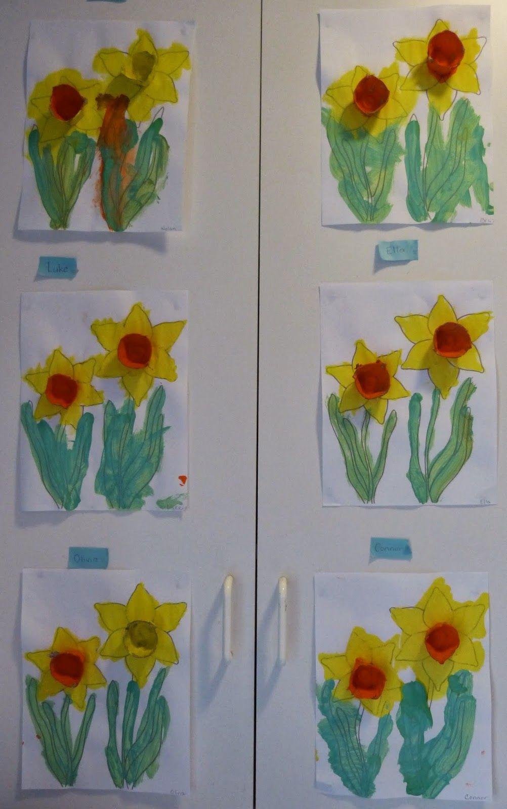 Paula's Preschool and Kindergarten: We really dig D!
