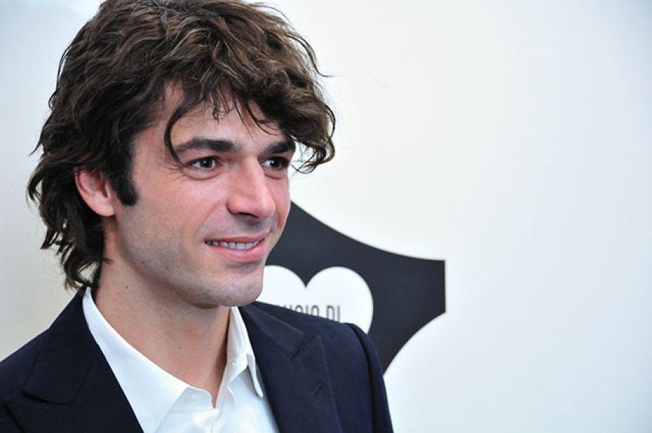 Luca Argentero per Cuoio di Toscana