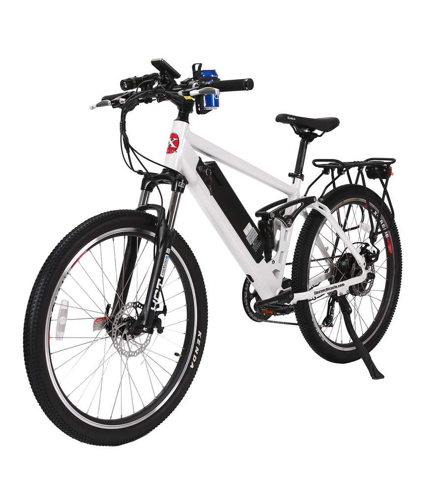 X Treme Rubicon 48 Volt High Power Long Range Electric Mountain Bicycle Bicycle Electric Bicycle New Electric Bike