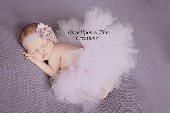 Lavender Couture Infant Tutu - Infant Size Newborn 3 6 9 12 18 24 Months 3T 4T 5 6 7 8 10 12...Birthday, Photo Prop, Costume, Gift on Etsy, $19.99