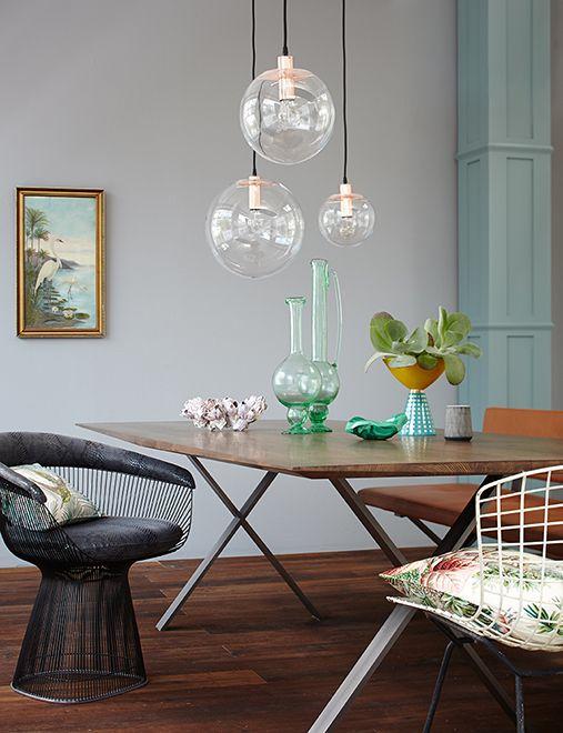 schoener wohnen mix match 602089412525 lampe pinterest esszimmer wohnen und lampen. Black Bedroom Furniture Sets. Home Design Ideas