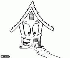 Resultado de imagem para Desenhos de casinhas feitas com pauzinhos