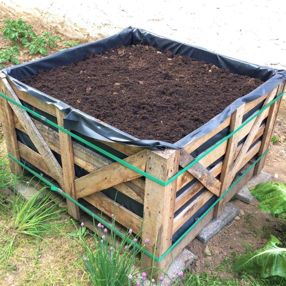 Hochbeet Hurra Hochbeet Garten Gartenhutte