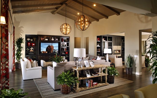 Model home furniture sales southern california