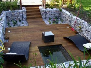 gabion landscaping ideas
