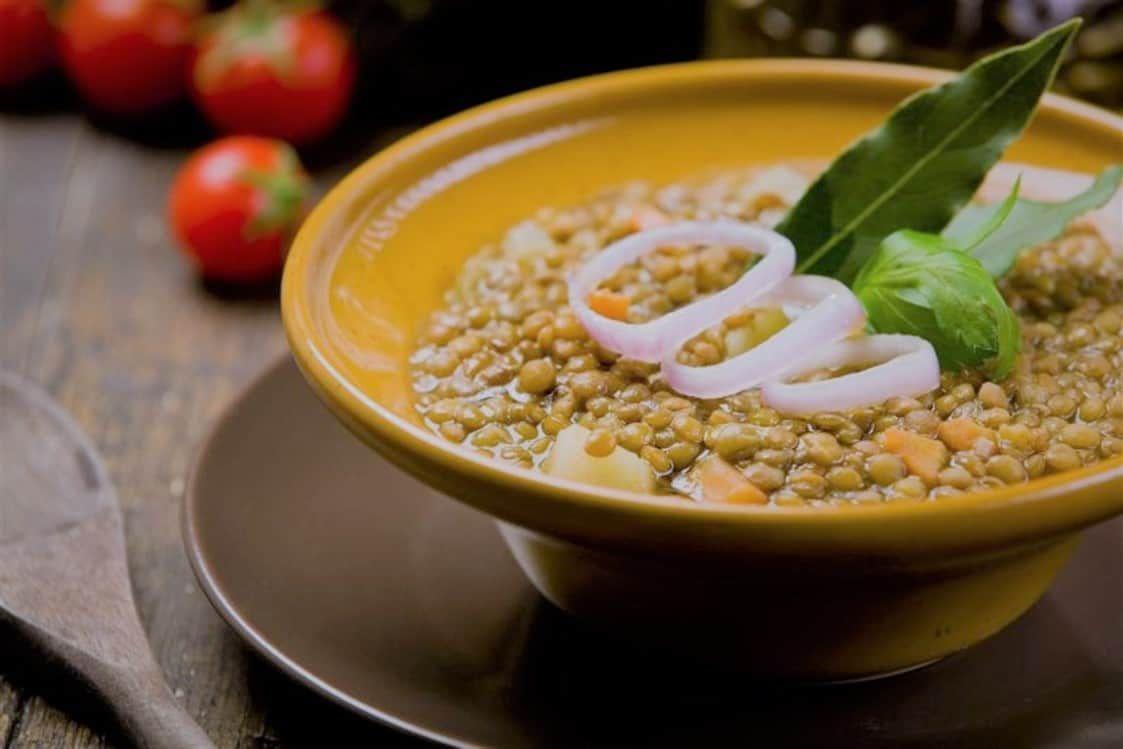 كيفية تحضير العدس على طريقة المغربية Food