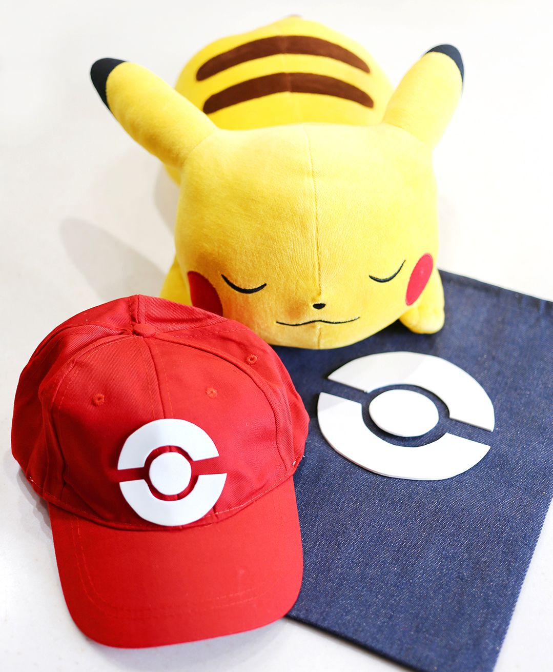 92d28698eb6 diy pokemon hat and pokemon backpack