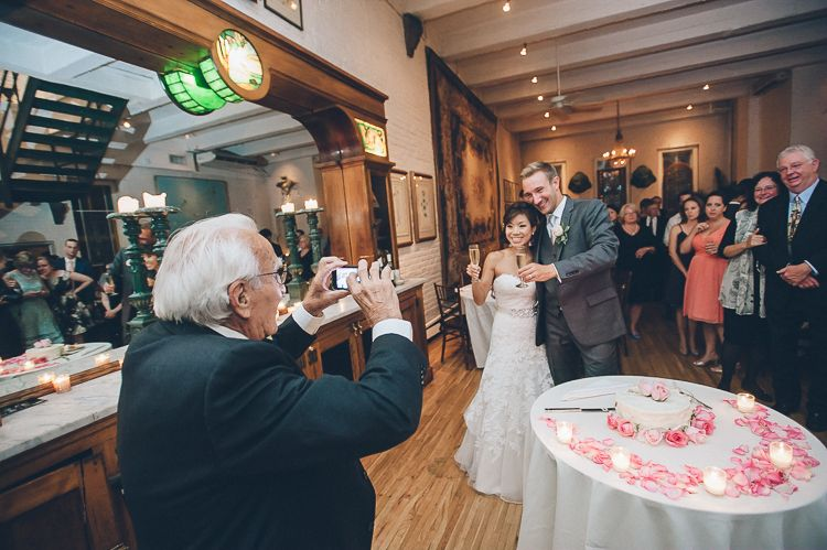 Alger House Wedding In The West Village Ny Captured By Nyc Photographer Ben