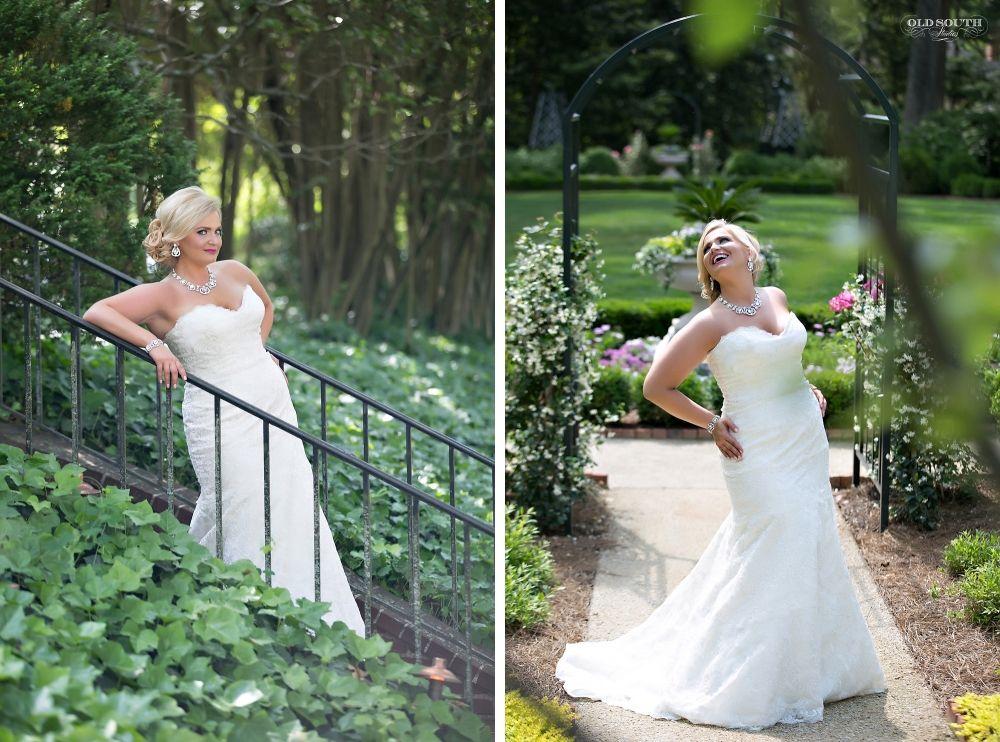 Laura's Bridal Session  The Duke Mansion | Charlotte, NC