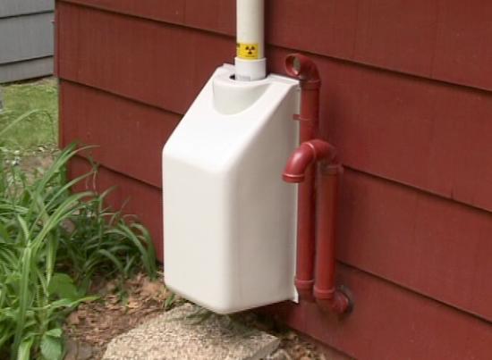 Step 4 Standard Water Control Systems Inc Radon Mitigation Radon Radon Gas