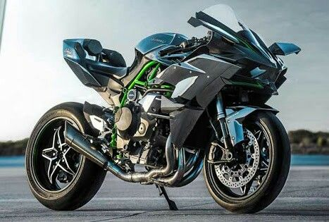 Godfather Of Superbikes The Kawasaki H2r 0 60 In Under 3seconds Top Speed 420km 260mph