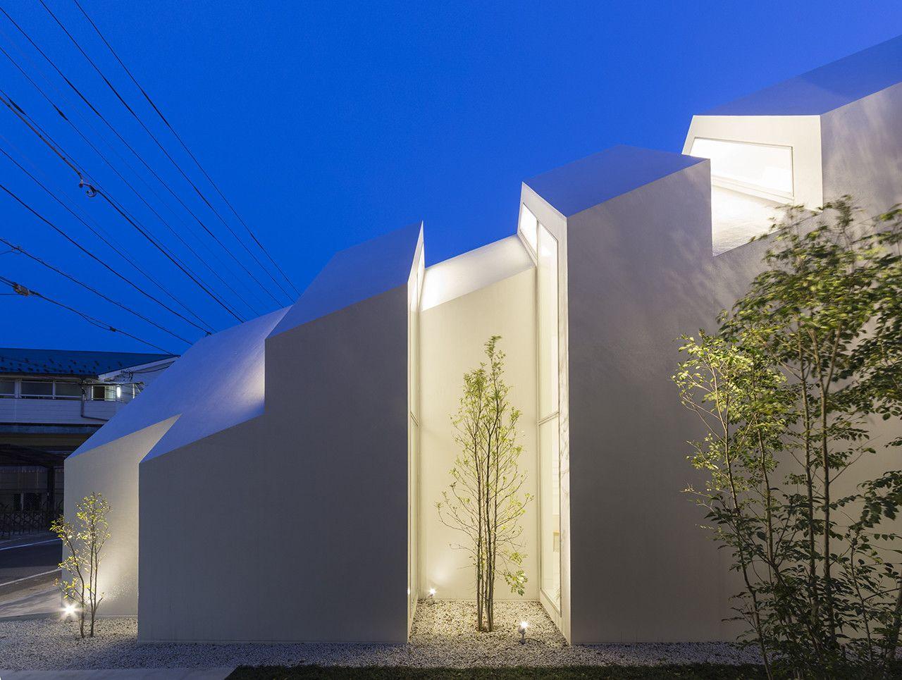 Galer a de cl nica asahicho hkl studio 11 for Pavimento giapponese