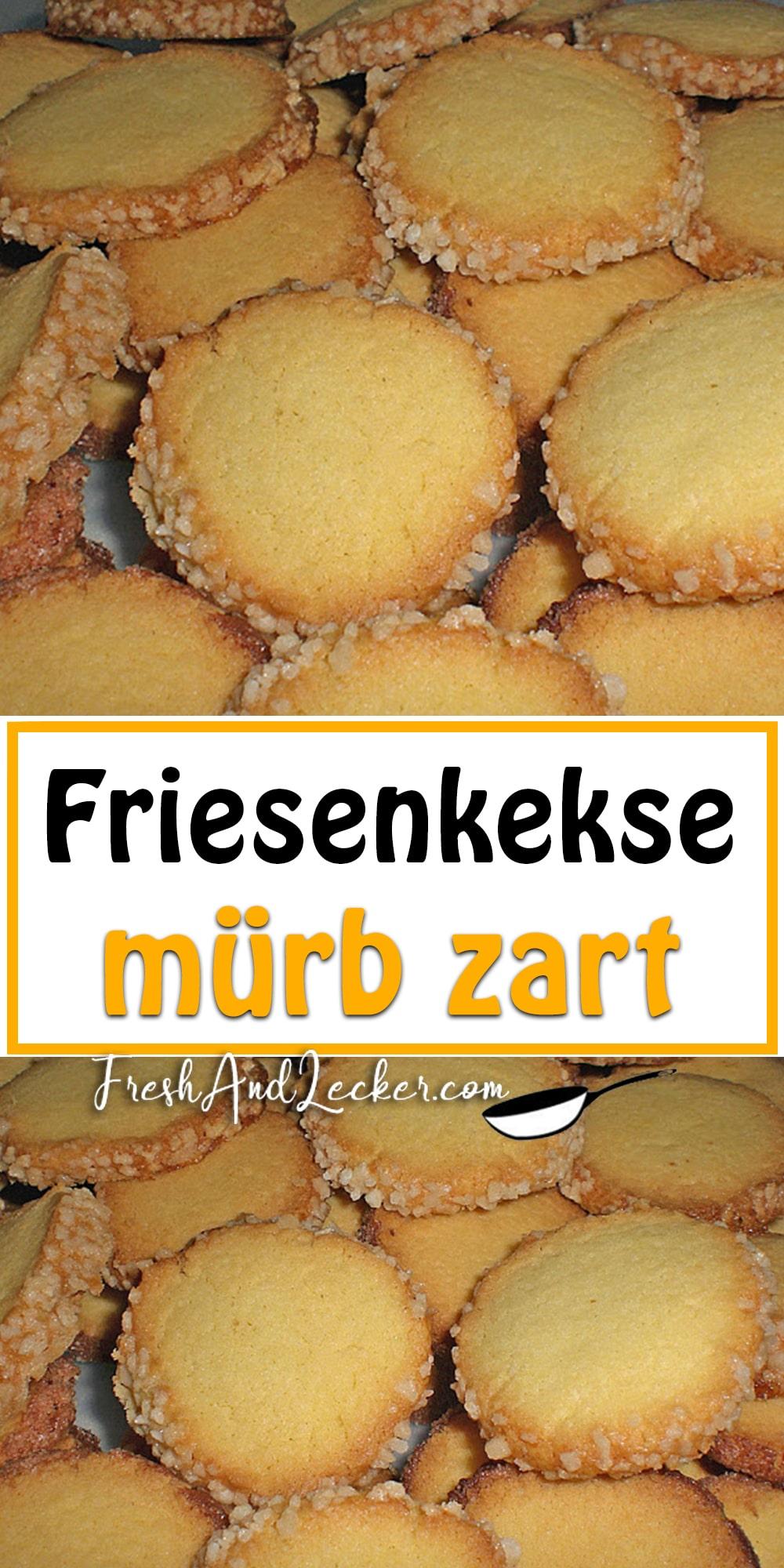 Friesenkekse mürb zart