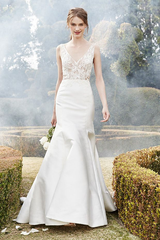 Sophisticated Luxury: The Monique Lhuillier Bliss Collection Fall ...