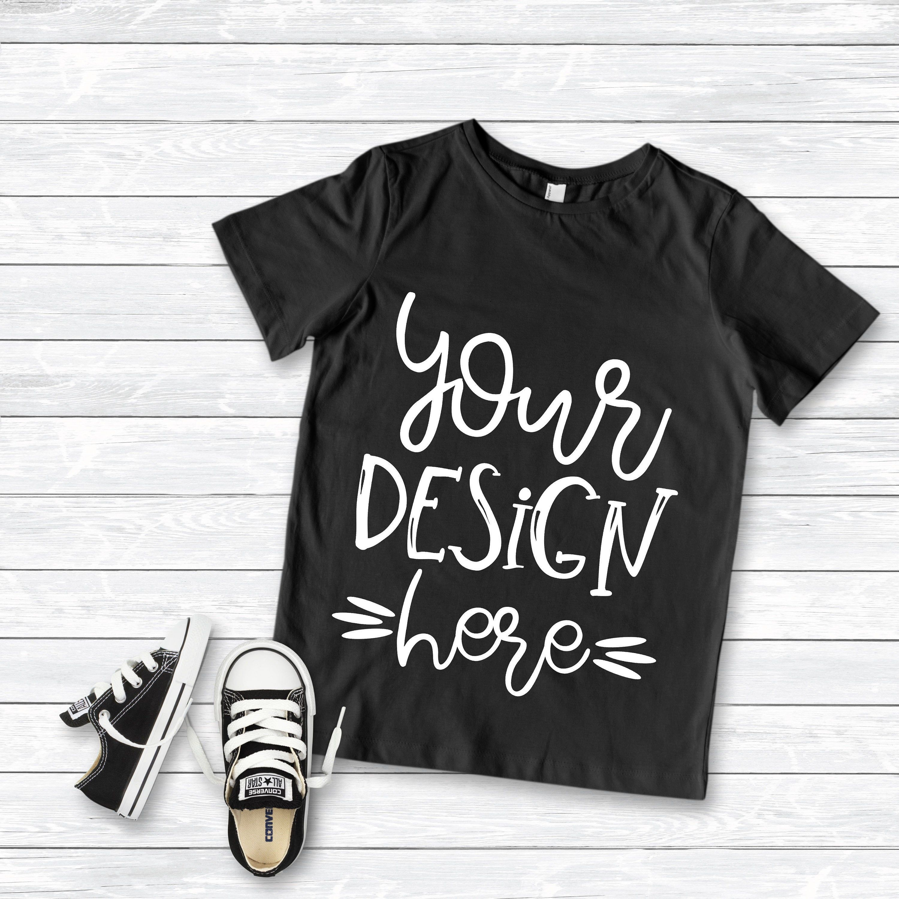 4948+ T Shirt Mockup Free Template for Branding
