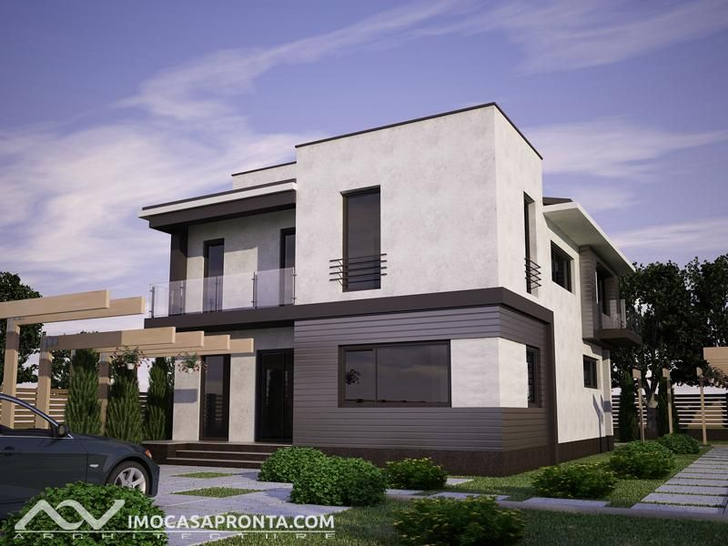 Seville T3 Casas Modulares - Imocasapronta - Casas Modulares e - casas modulares