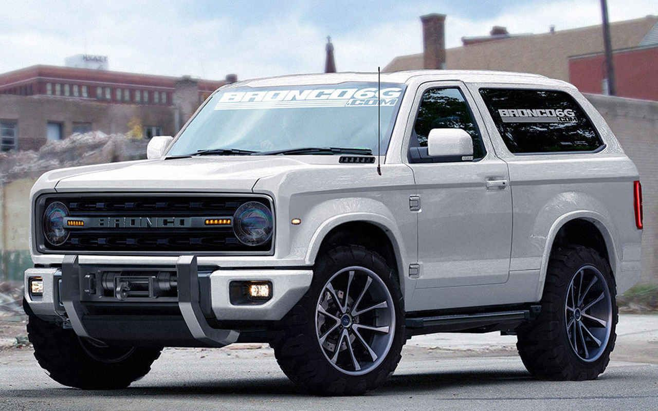 2018 Ford Bronco Concept Rumors Www Carmodels2017 Ford