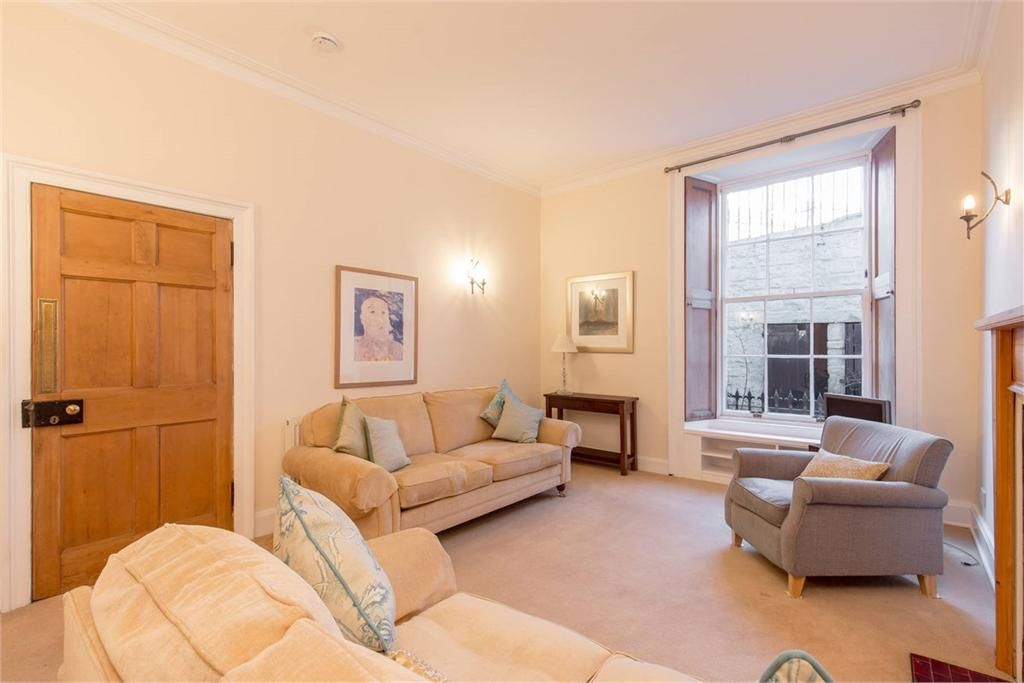 54a India Street Edinburgh Eh3 6hd Property For Sale 2 Bed Garden Flat With 1 Reception Room Espc Feb 2019 Room Reception Rooms India Street