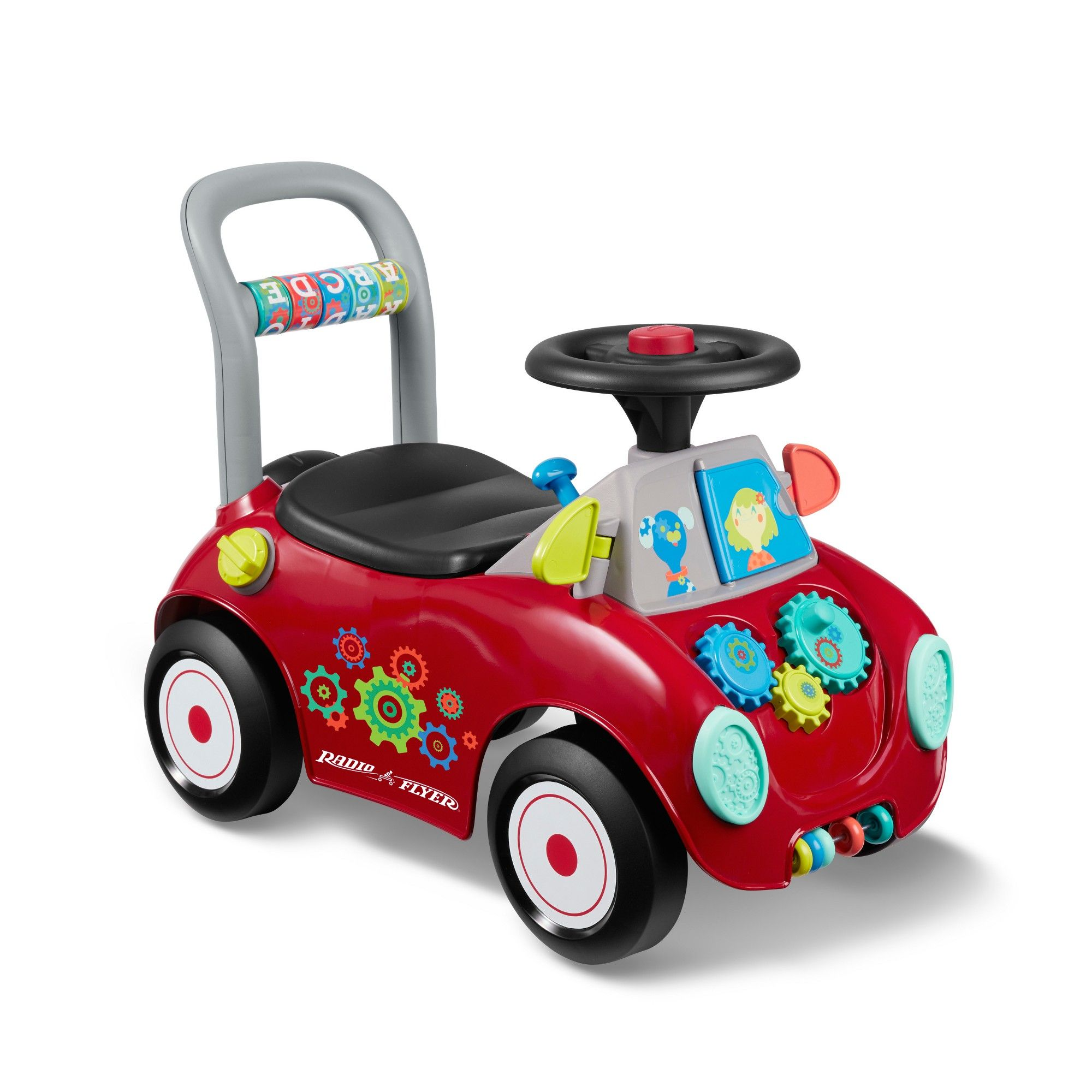 Radio Flyer Busy Buggy Kids ride on toys, Ride on toys