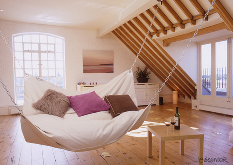 Le Bean Bag Bed Via The Dragons Den With Images Awesome