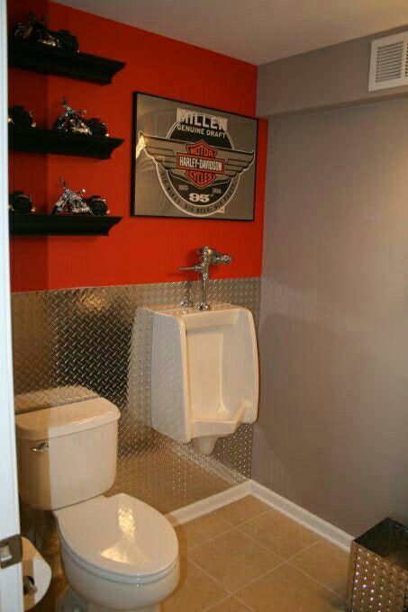 man cave bathroom. Contemporary Bathroom Man Cave Restroom For Cave Bathroom