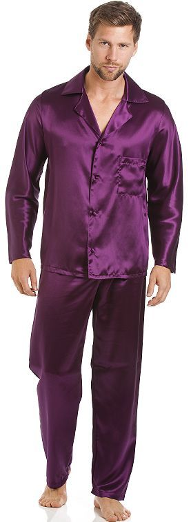 Pin by David Anderson on Male Satin Clothing   Pinterest