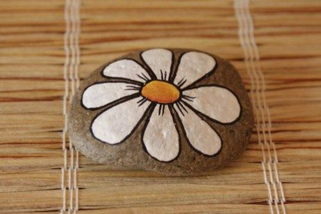 99 DIY Ideas Of Painted Rocks With Inspirational Picture And Words (104)