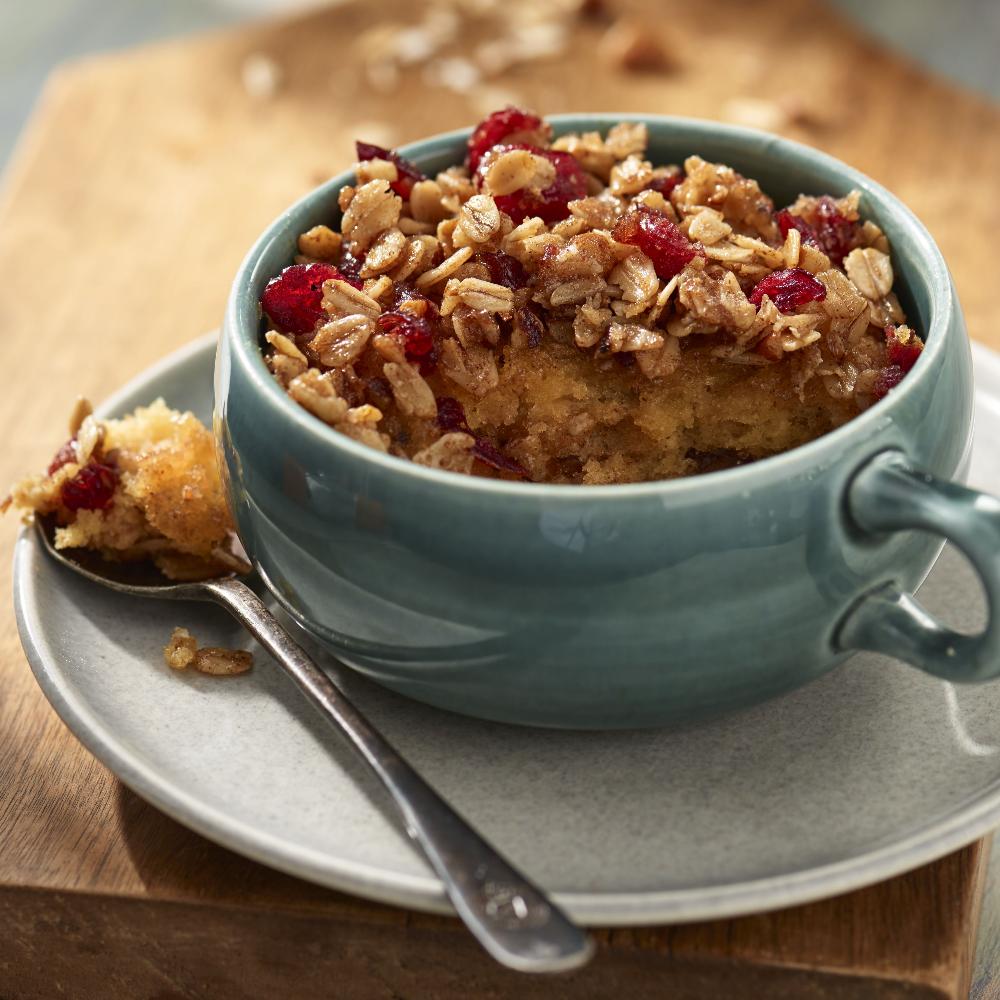 Coffee Cake Mug Cake Recipe Coffee cake
