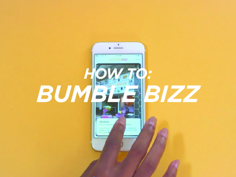 How to Get Started With Bumble Bizz Social media tips