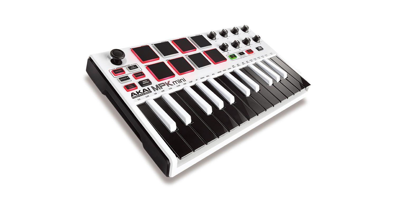MPK mini MK2 AKAI professional AP-CON-026 アカイ MIDIキーボードコントローラー /