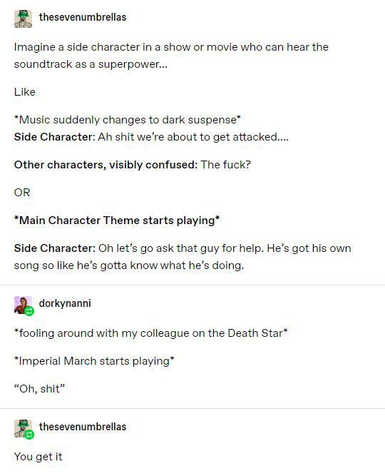 Hearing the Soundtrack