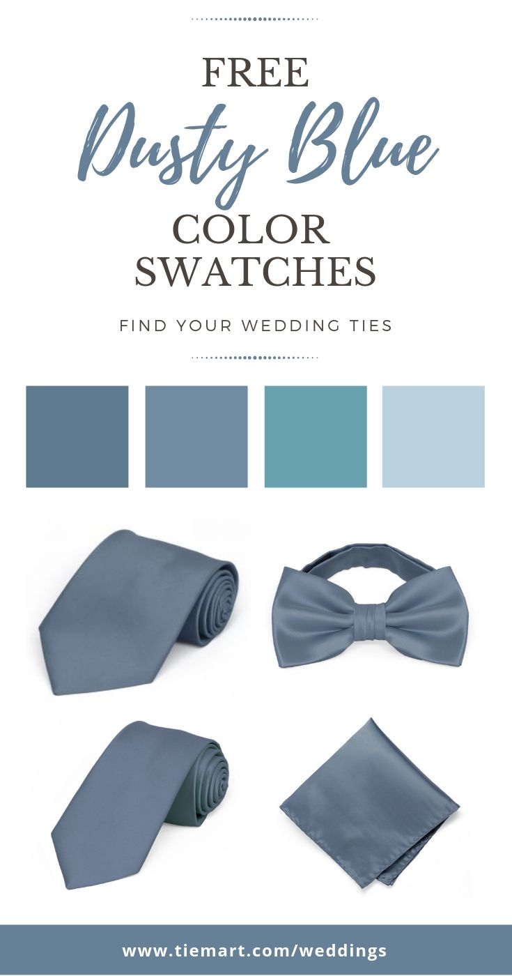 Request Free Dusty Blue Color Swatches (With images