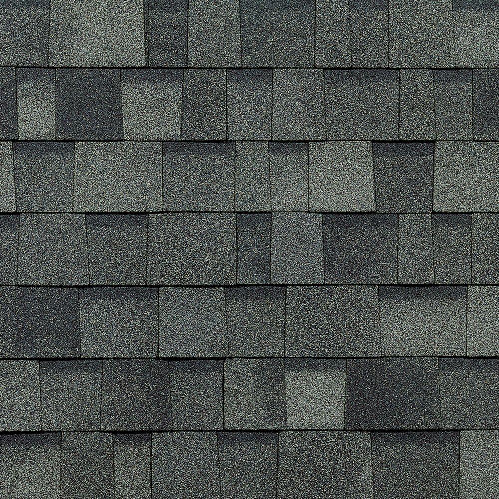 Owens Corning Oakridge Estate Gray Laminate Architectural Shingles 32 8 Sq Ft Per Bun With Images Architectural Shingles Roof Roof Shingle Colors Architectural Shingles