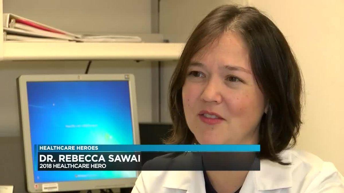 See Why Dr Rebecca Sawai Of Kaiser Permanente Hawaii Was Chosen A