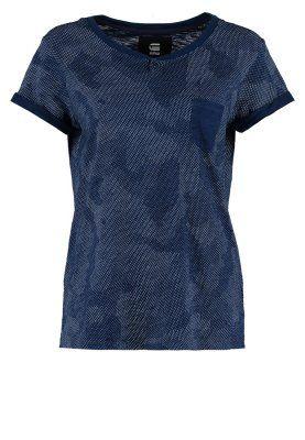ROCIL STRAIGHT R T S/S - T-shirt z nadrukiem - medium aged