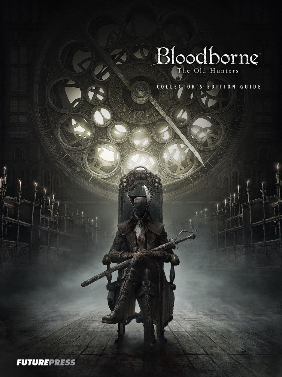Bloodborne The Old Hunters Collector S Edition Guide Ad Collector Edition Guide Download Ad Bloodborne Dark Souls Art Bloodborne Art
