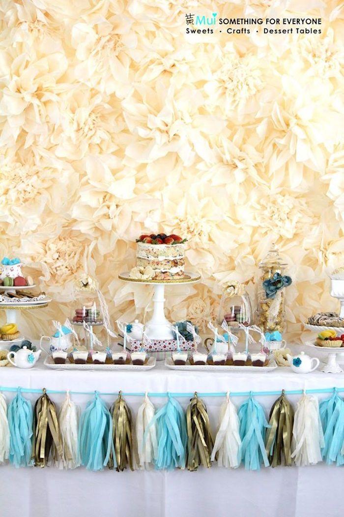Baby Shower Tea Party Baby Shower Tea Party Pinterest Baby