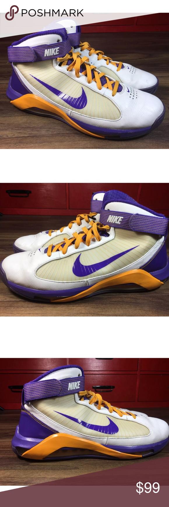 "98fcd5eff1599c Nike Air Max Hypermax ""Pau Gasol PE"" Size 13 2008 Nike Air Max PE"