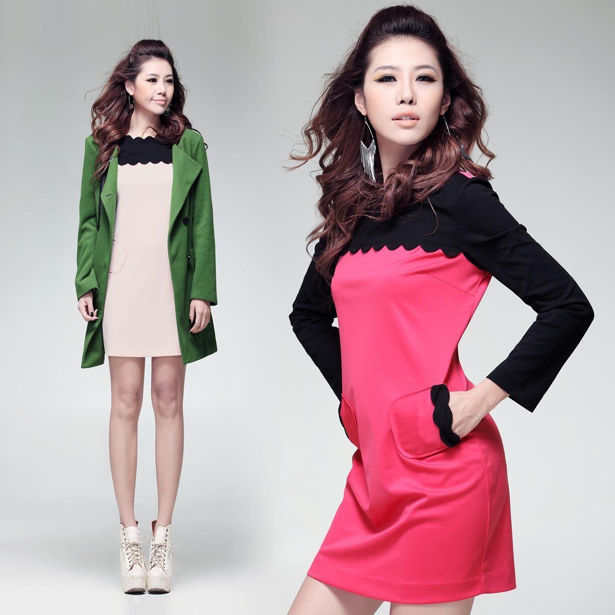 Sweet elegant short skirt womenus allmatch basic skirt colorant