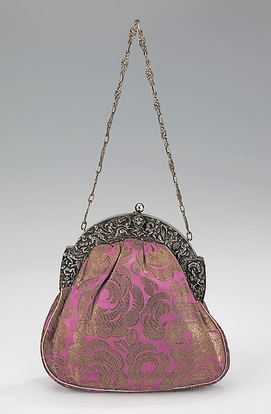 French evening purse c.1920   be0a75a67ab
