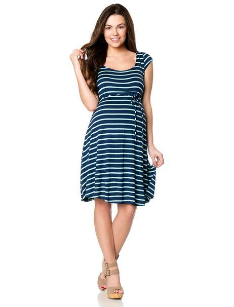7f190c7d35 Amazon.com  Motherhood Petite Short Sleeve Babydoll Maternity Dress   Clothing