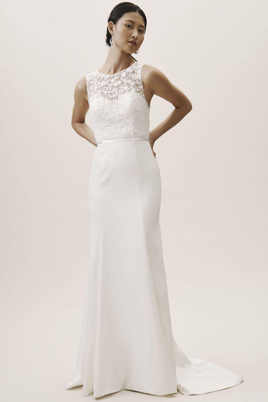 e12e09084be Stylish Spring 2019 BHLDN Wedding Dresses and Bridesmaid Dresses ...