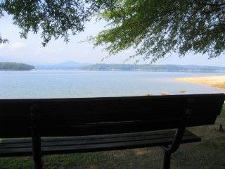 Morganton Point at Lake Blue Ridge sits on the shores of Lake Blue Ridge – a 3,290-acre lake that boasts 60 miles of shoreline and ample outdoor activities. The day use area offers secluded swimming, hiking trails, picnicking, boating and fishing.