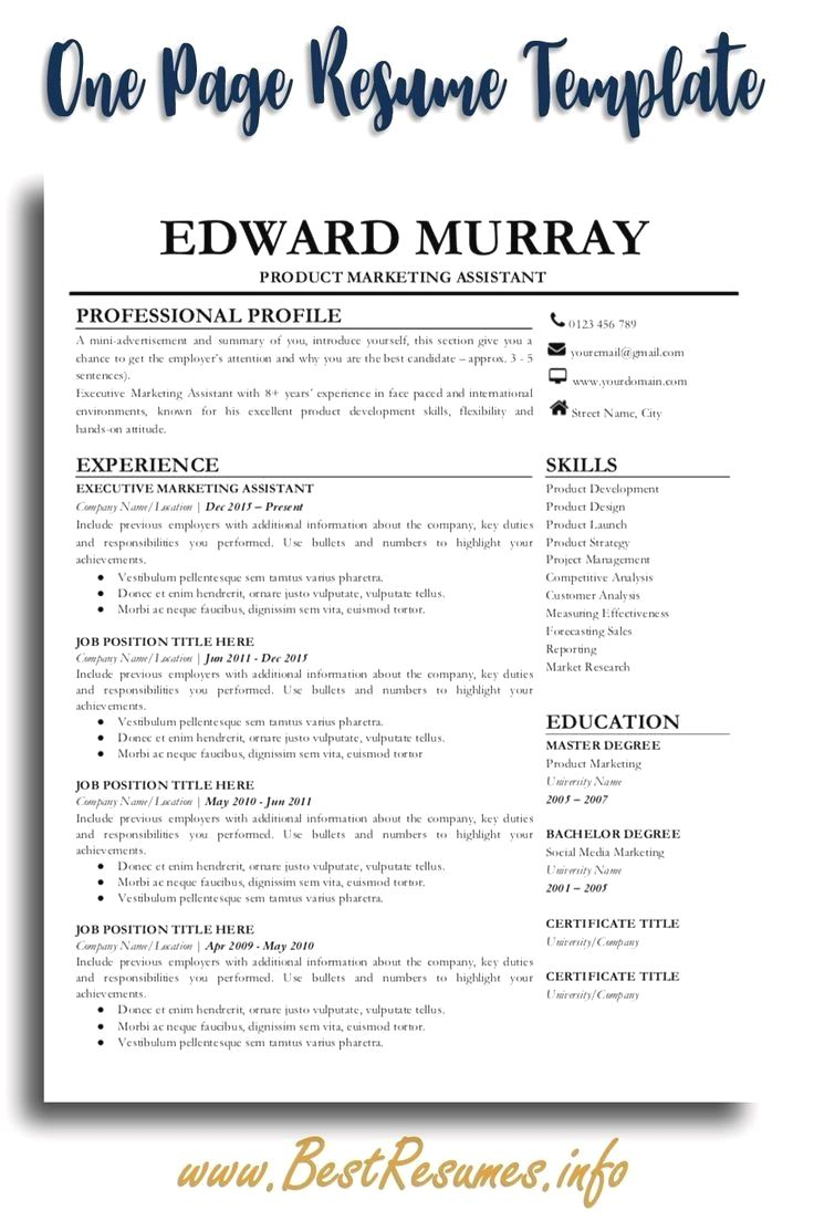 14.99 · 14.99 · Modern Resume Templates Package includes