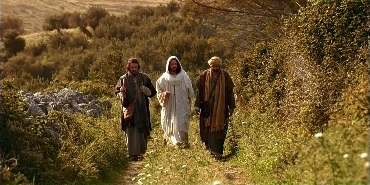 """On the Road to Emmaus: A Response to Andy Stanley's Sermon """"The Bible Told Me So"""""""