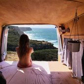 #City #Dream #find #Instagram #Needed #ocean #place #returned #SEASIDE #Van #Visit For her the ocean was more than a dream, it was a place she needed to visit to find herself. And when she returned to the city, you could…