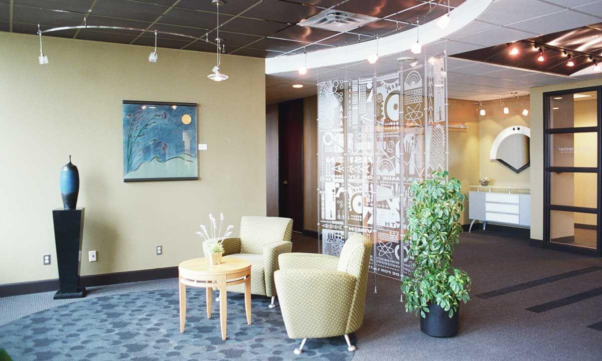 Corporate Office Design Ideas