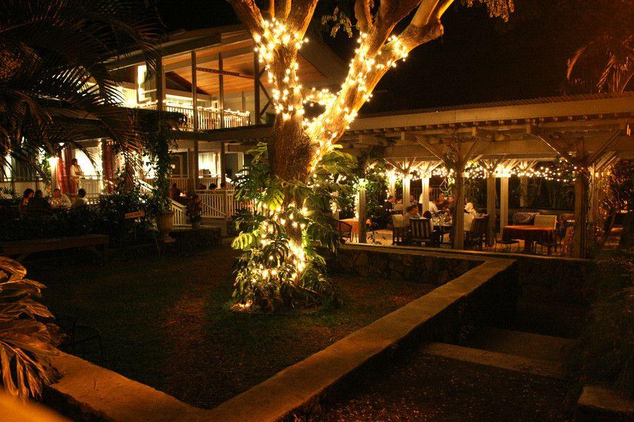 Kona Restaurant Holuakoa Gardens and Café is committed