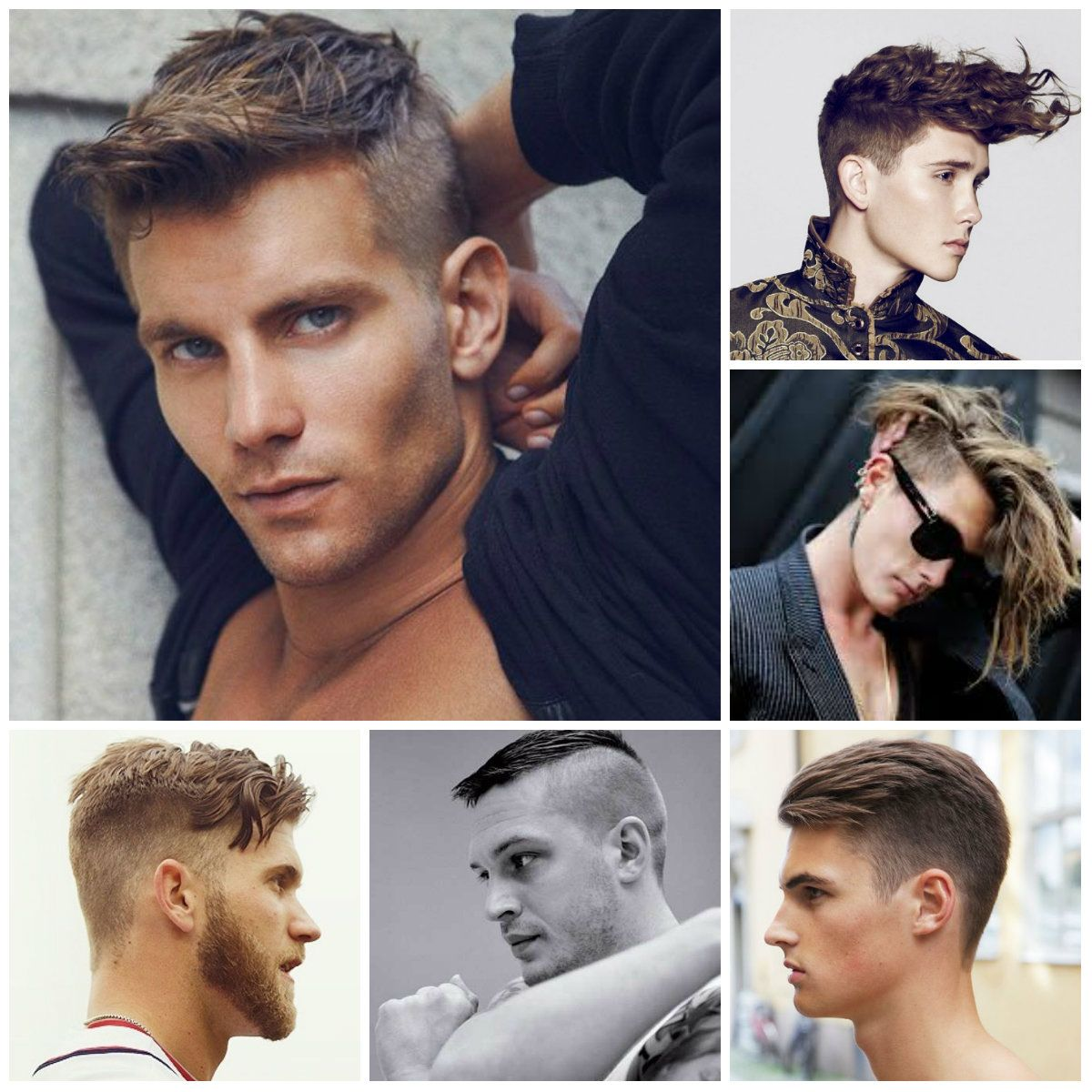 Hottest Undercut Hairstyle Trends For Men 2017