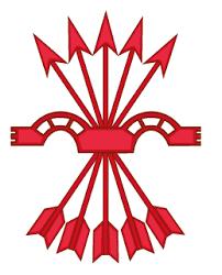 Resultado de imagen para simbolo de la falange